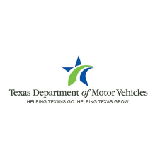 Texas Department of motor Vehicles Logo